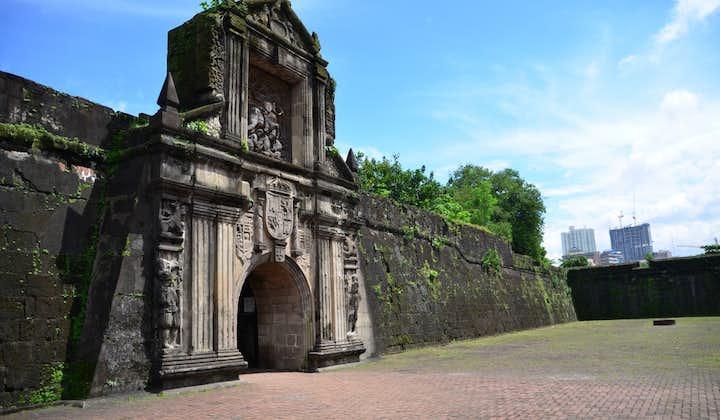 Manila Intramuros Walled City Virtual Tour