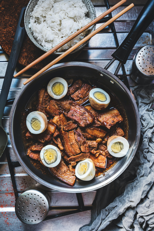 Filipino Food Preservation Virtual Class by Chef Annali Mariano