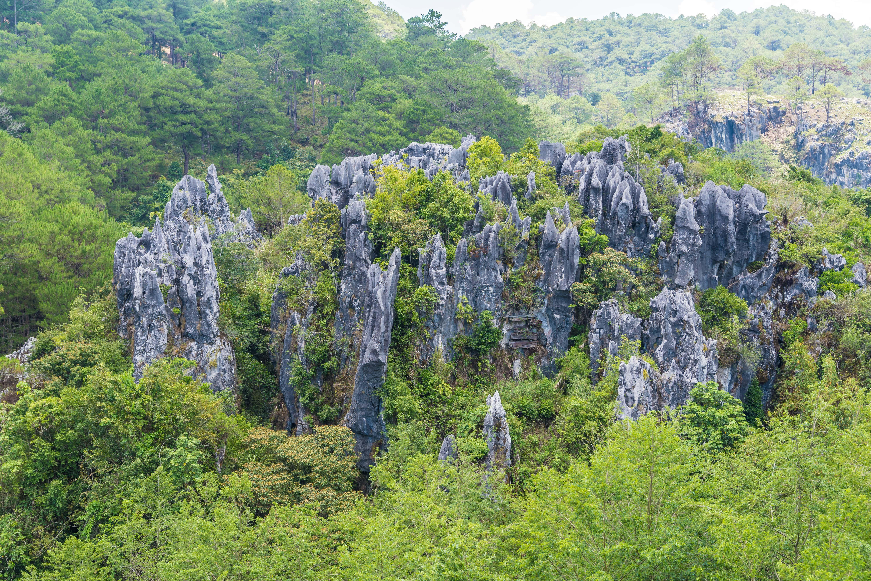 Echo Valley in Sagada