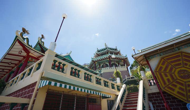 Facade of Taoist Temple in Cebu