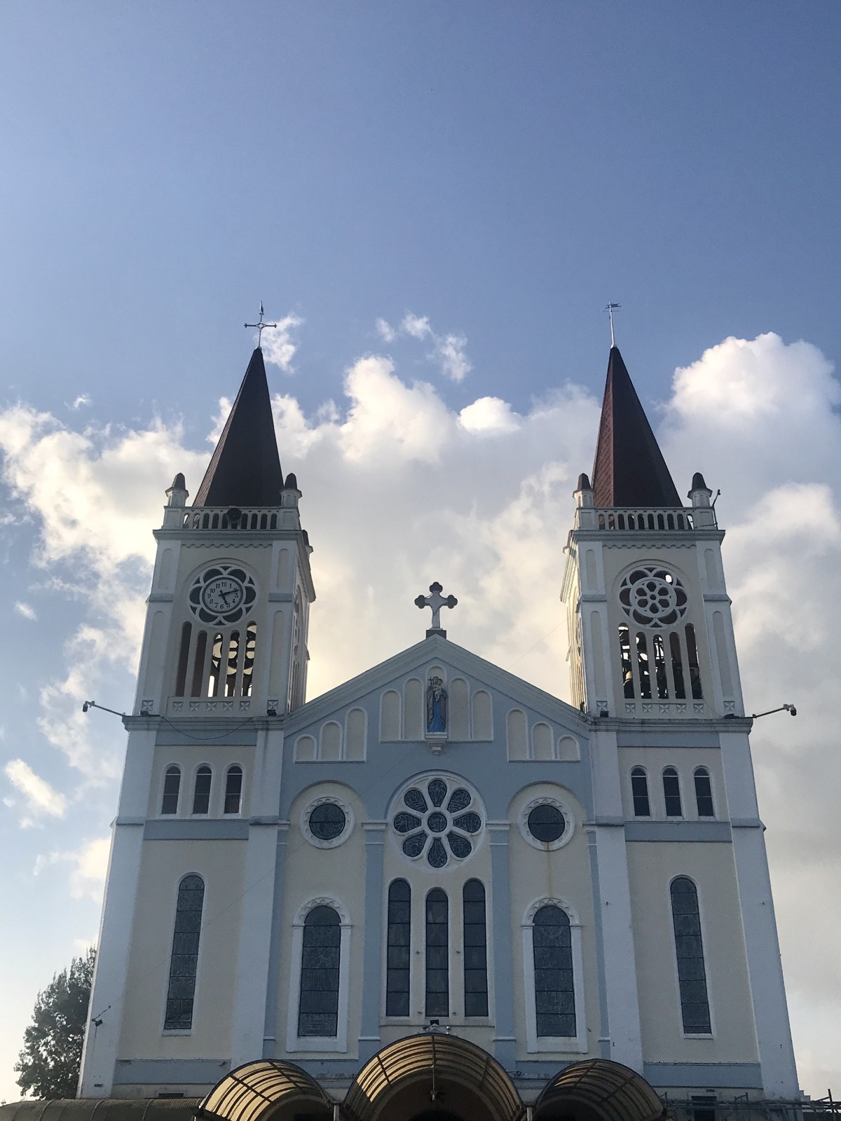 our lady of atonement cathedral front view