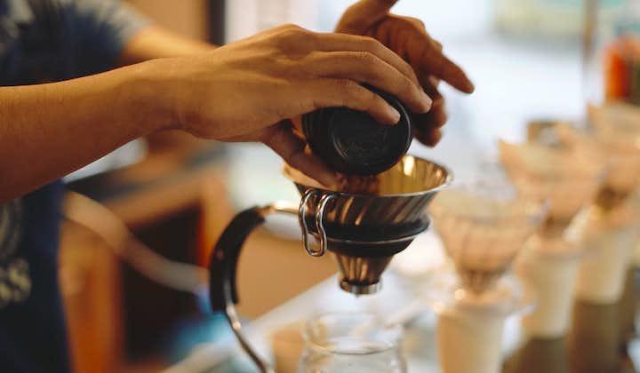 coffee tour/coffee tasting at Kape Umali