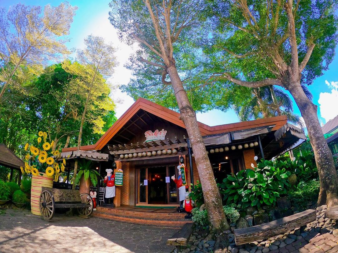 Cafe in Baker's Hill in Palawan