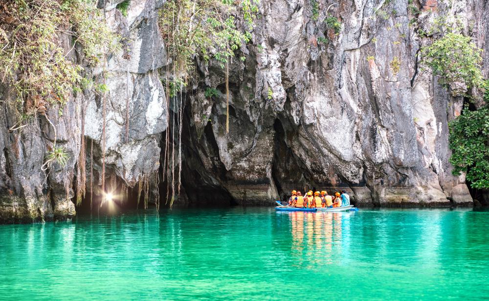 Tour experience of the Puerto Princesa Underground River