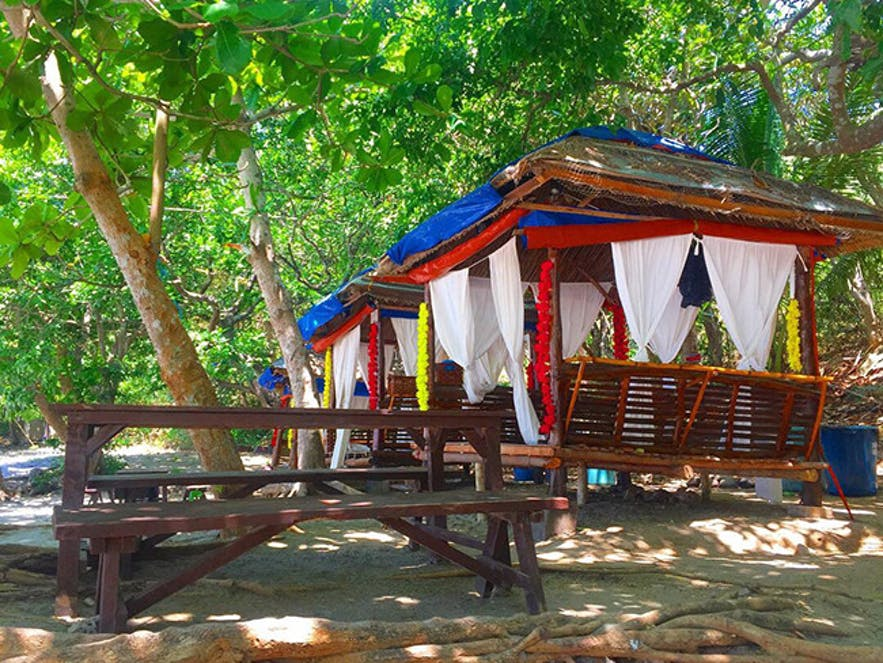 Cottages in Playa La Caleta