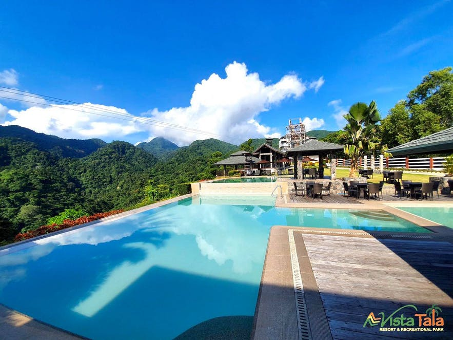 Swimming pool at Vista Tala Resort