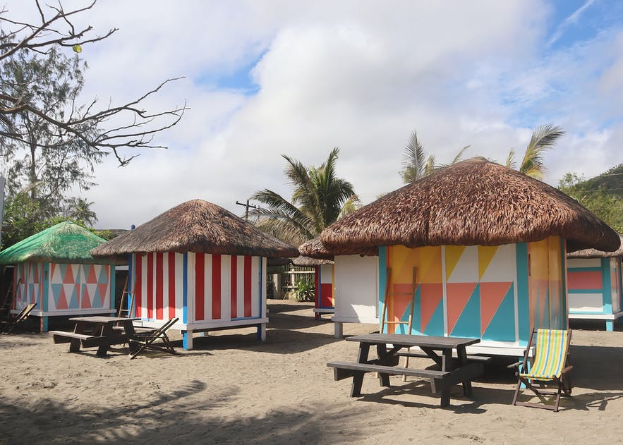 Small cottages in Real Coast and Surf