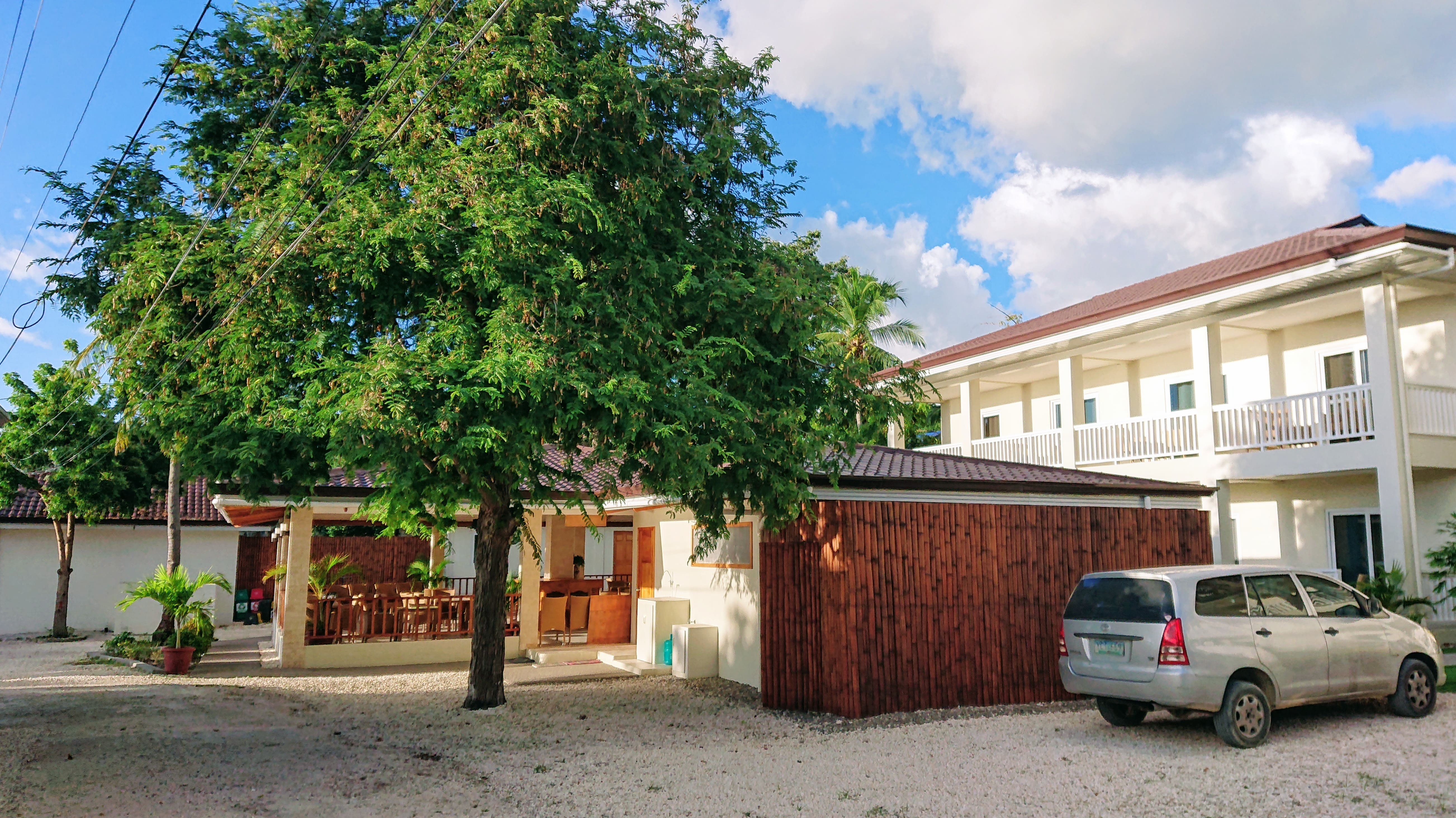 Entrance to Cebu Seaview Dive Resort