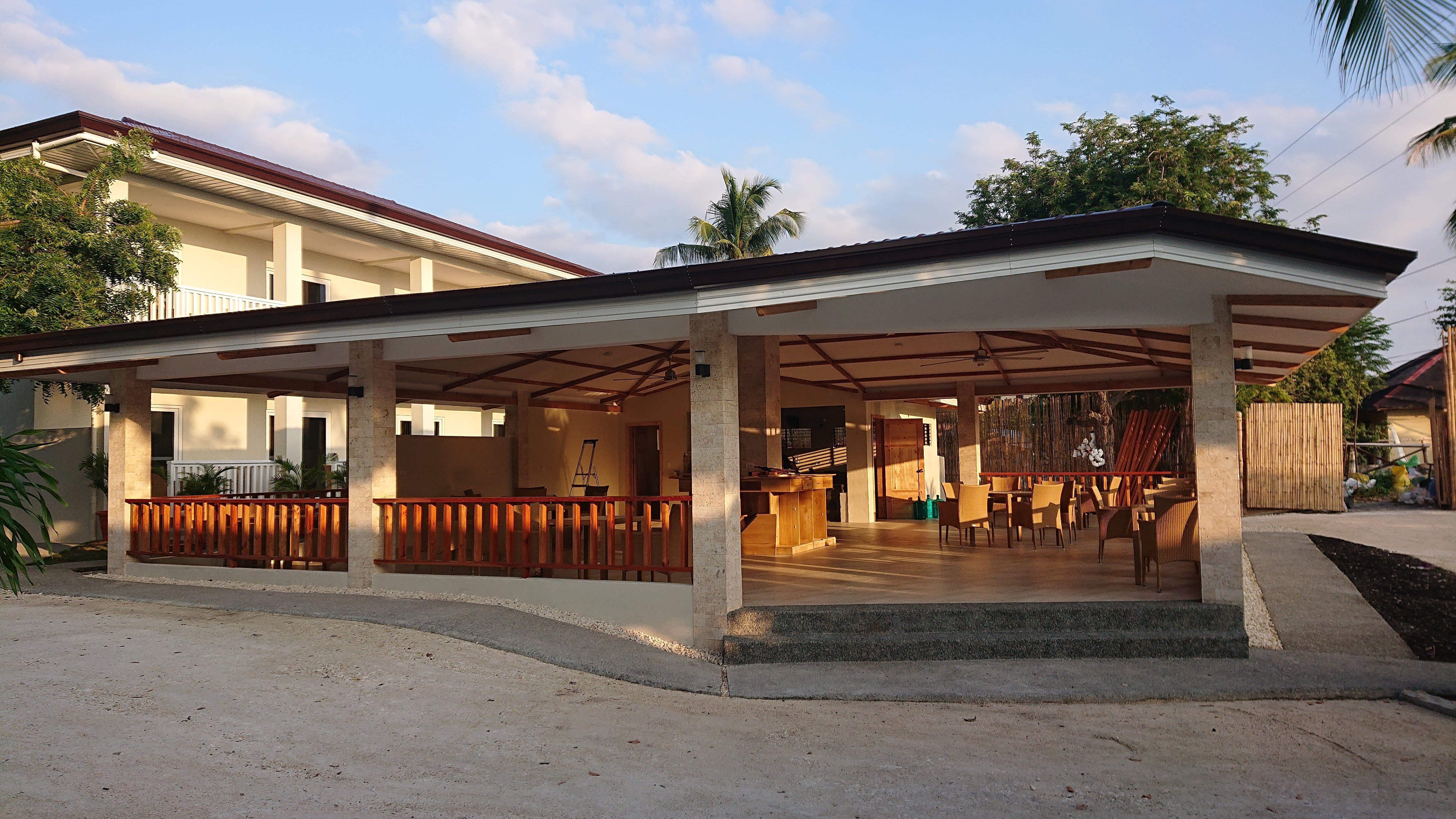Restaurant at Cebu Seaview Dive Resort