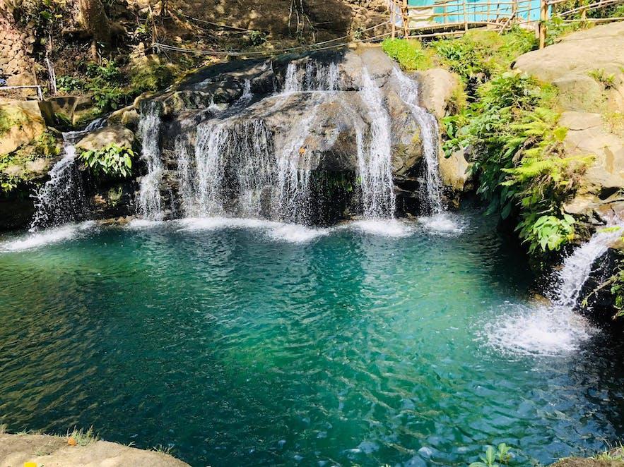 Balite Falls in Cavite