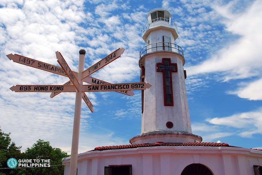 Corregidor Lighthouse located at Corregidor Island, Cavite