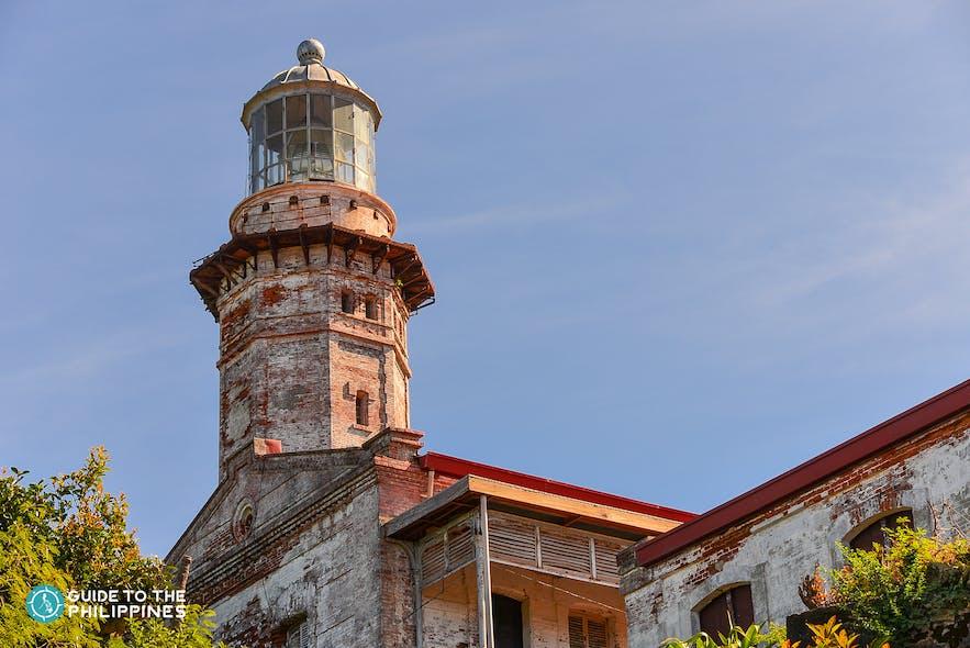 Cape Bojeador Lighthouse in Pagudpud, Ilocos Norte