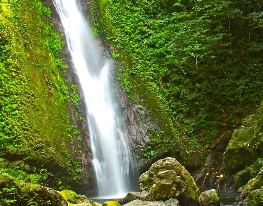Kabigan Falls in Ilocos Norte
