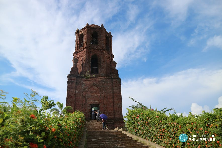Bantay Church Bell Tower in Vigan, Ilocos Sur