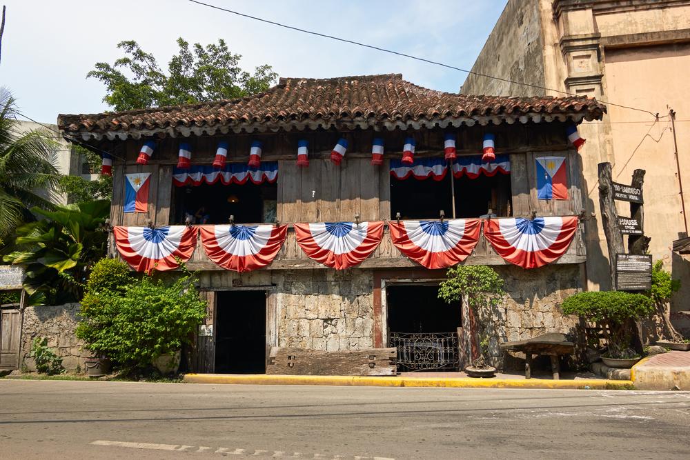 Yap San Diego Ancestral House in Cebu