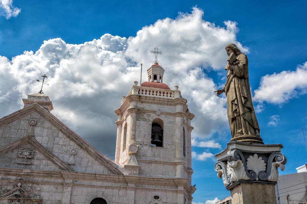 Basilica Minore del Santo Nino Church in Cebu