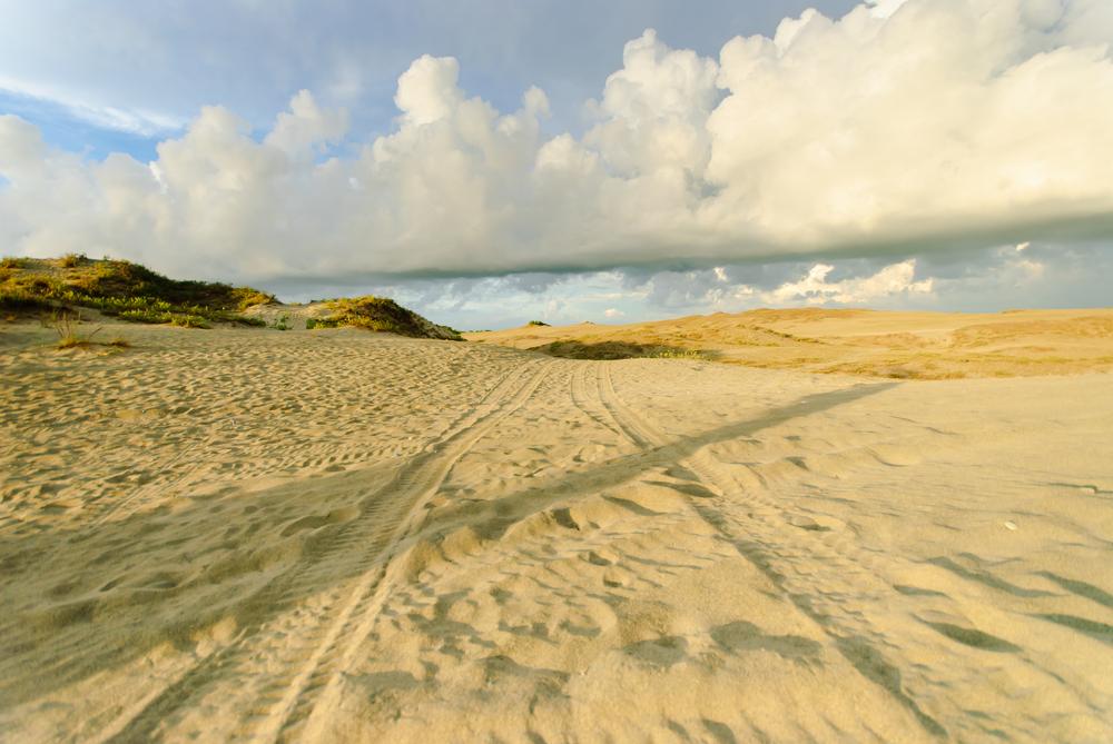 Sand Dunes in Paoay, Ilocos