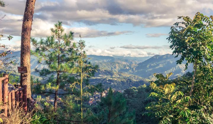 Mines View Park in Baguio