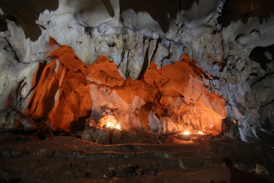Interior of Nelly's Mystical Cave, Antipolo