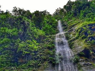 View of Pagsanjan falls in Laguna.jpg