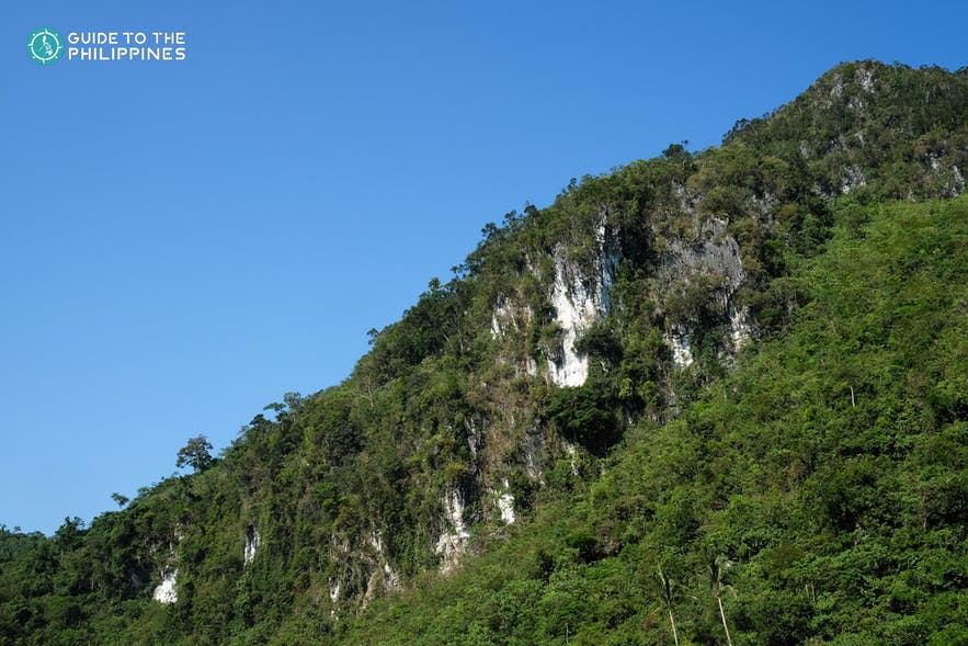 Peak of Mt. Daraitan in Rizal