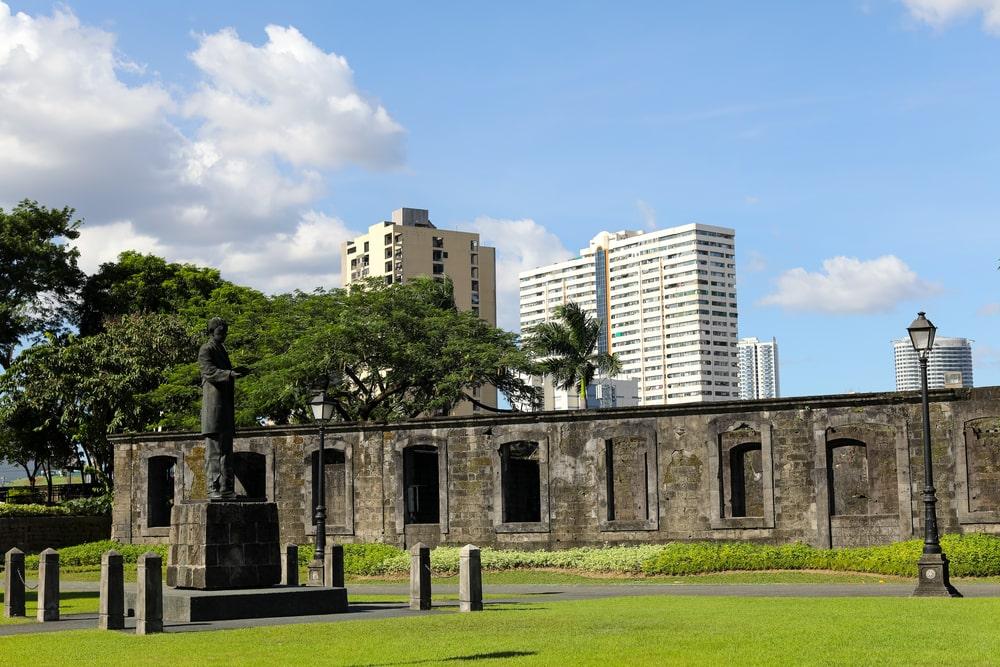 Fort Santiago inside Intramuros