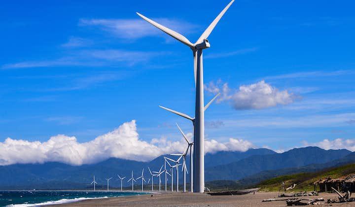 Bangui Windmills in Ilocos