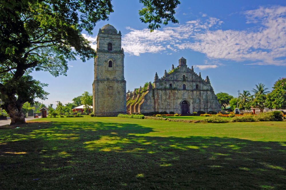 Paoay Church in Laoag