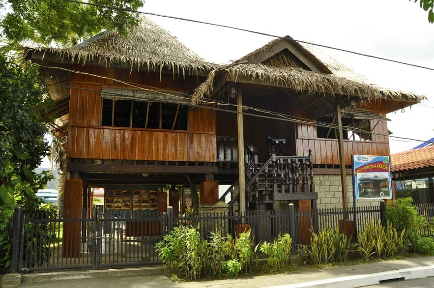 Dona Aurora Aragon-Quezon Home in Baler