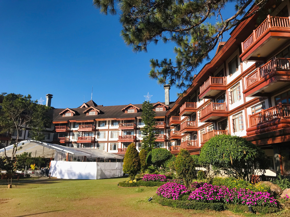 The Manor at Camp John Hay in Baguio City