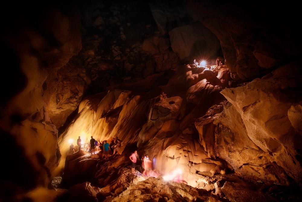 Sumaguing Cave in Sagada