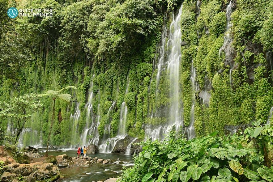 View of Asik-Asik Falls in Cotobato
