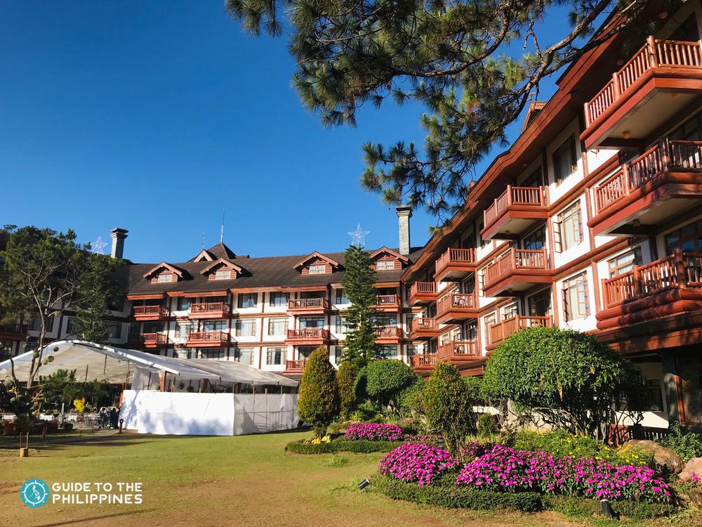 Camp John Hay in Baguio City