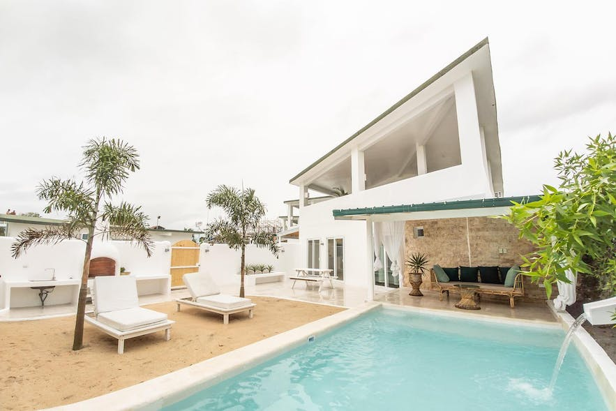 A villa guests can rent in Sundowners Zambales, Subic