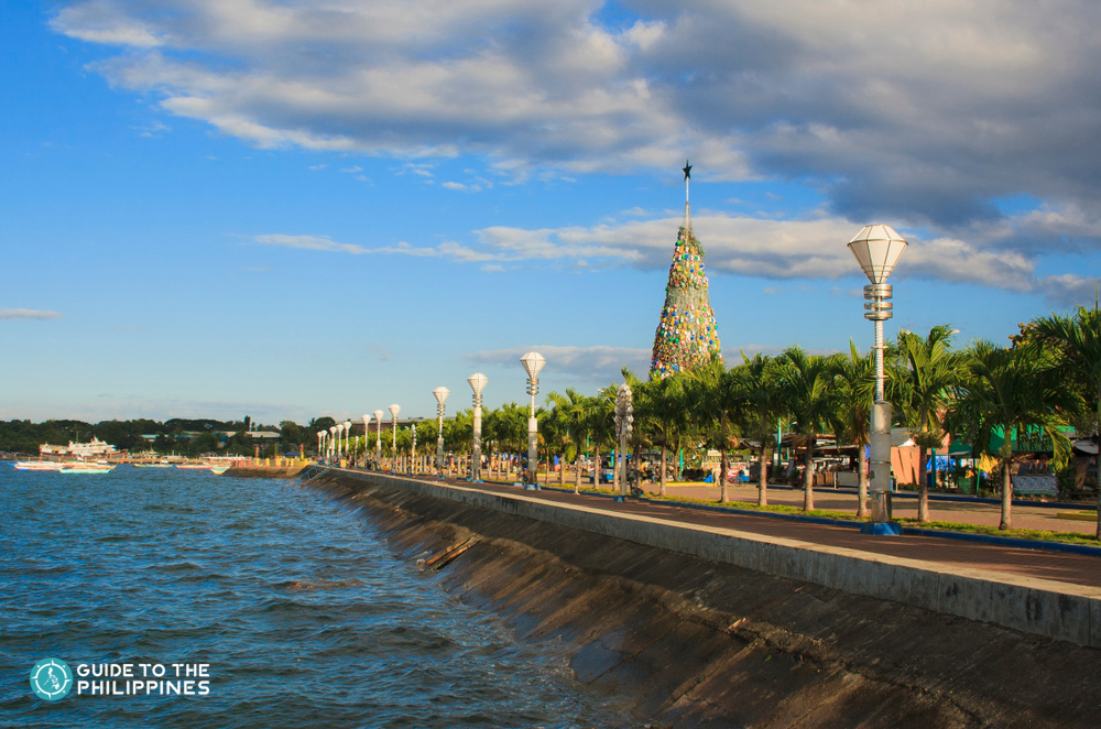 Baywalk in Puerto Princesa Palawan