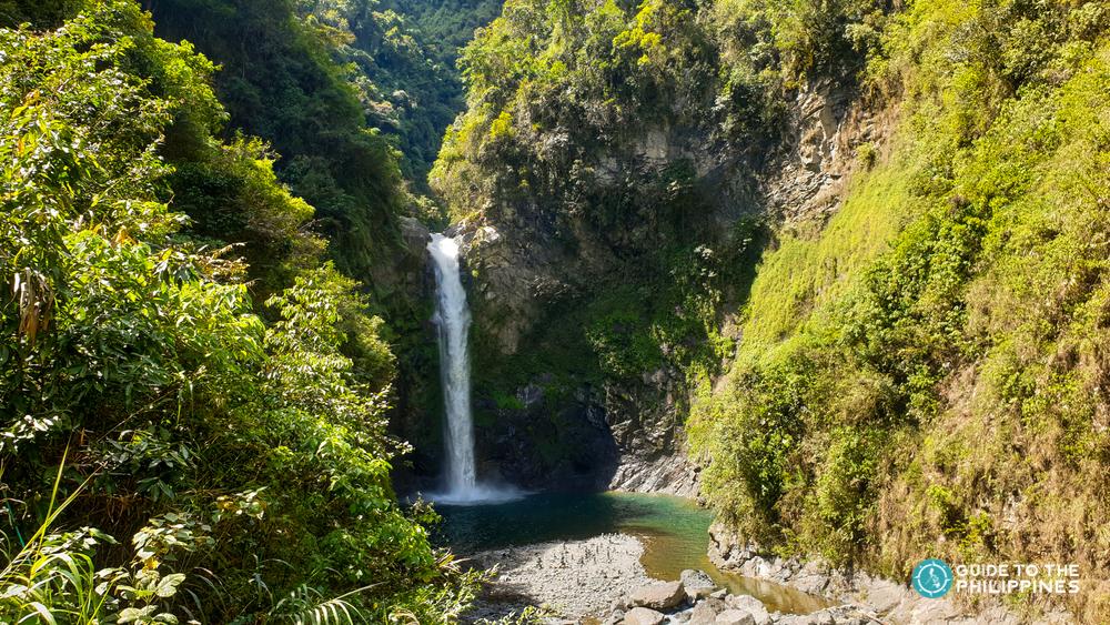 Tappiya Waterfalls in Banaue