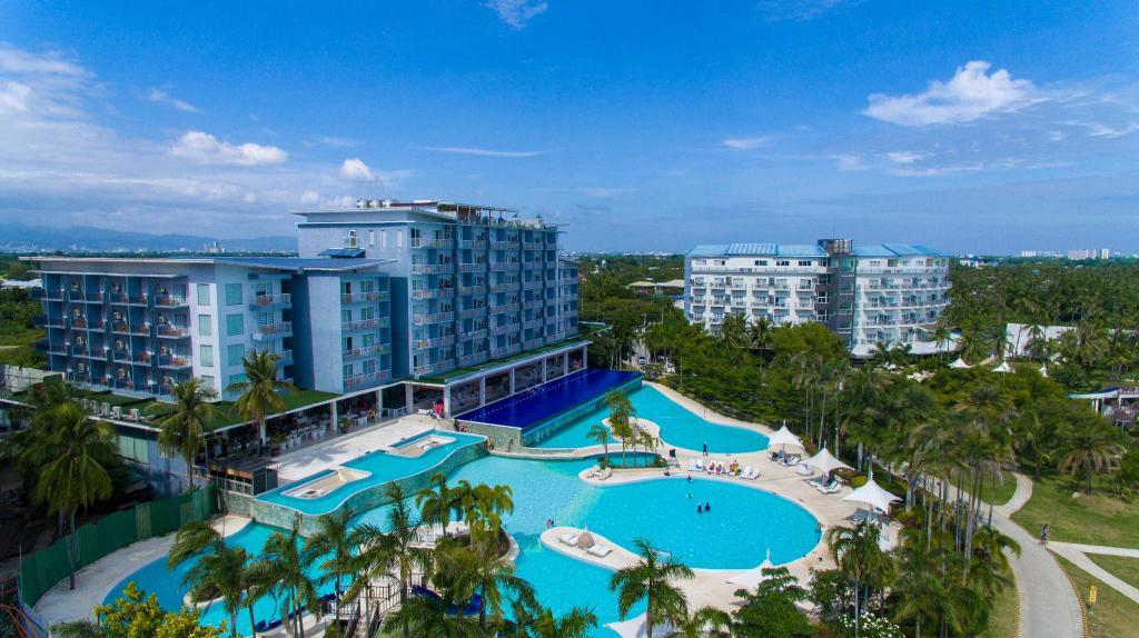 Beautiful view of Solea Mactan Resort