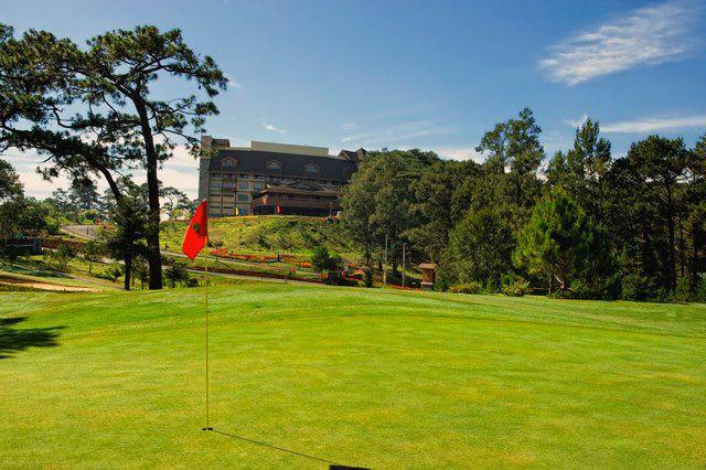 Golf Club at Camp John Hay