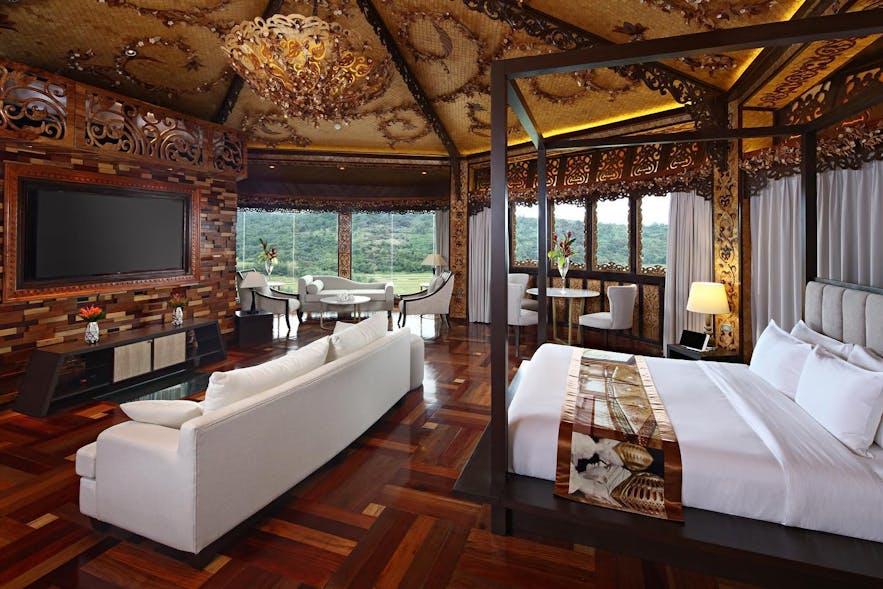 One of Rancho Bernardo's suites