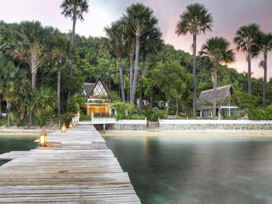Beachfront of Buri Resort & Spa