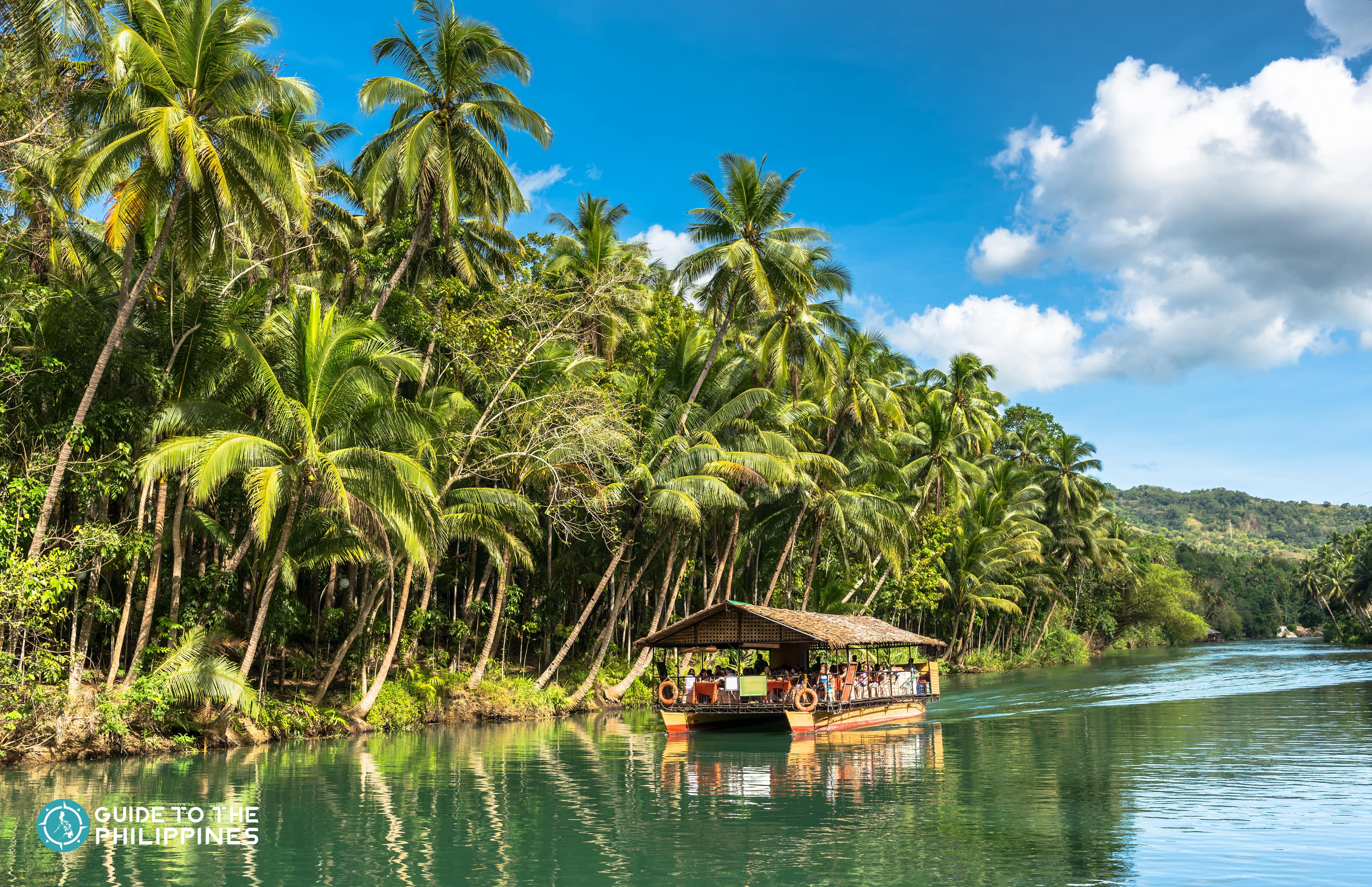 Loboc River Cruise experience in Bohol