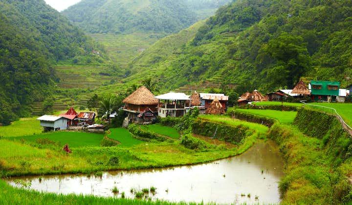 Bangaan Village in Banaue