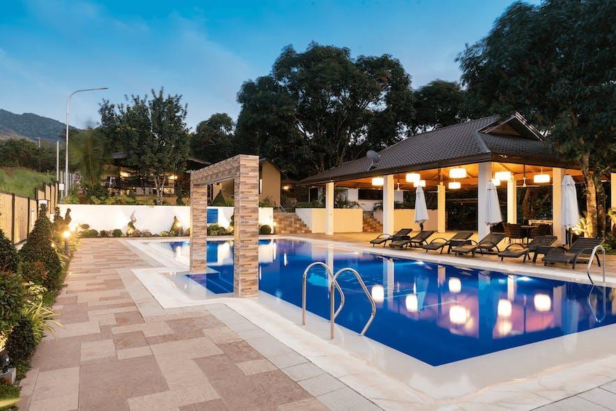 Poolside of Nauvoo Farm Resort