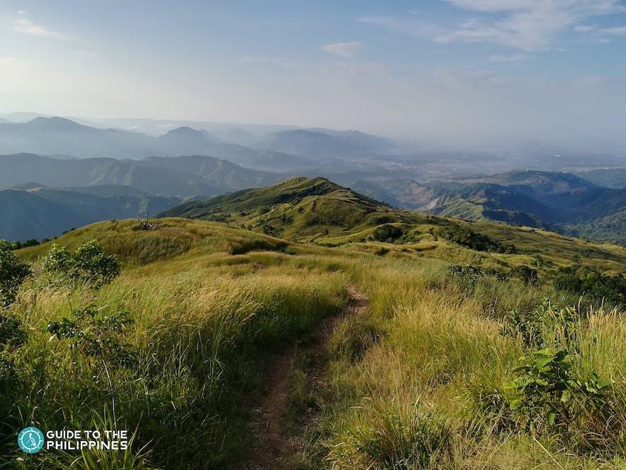 Summit of Mt. Balagbag