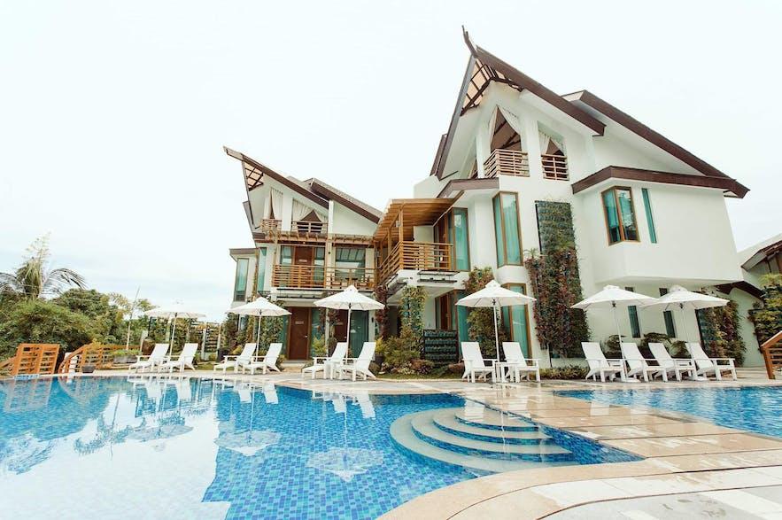 Villas in Acuatico Beach Resort