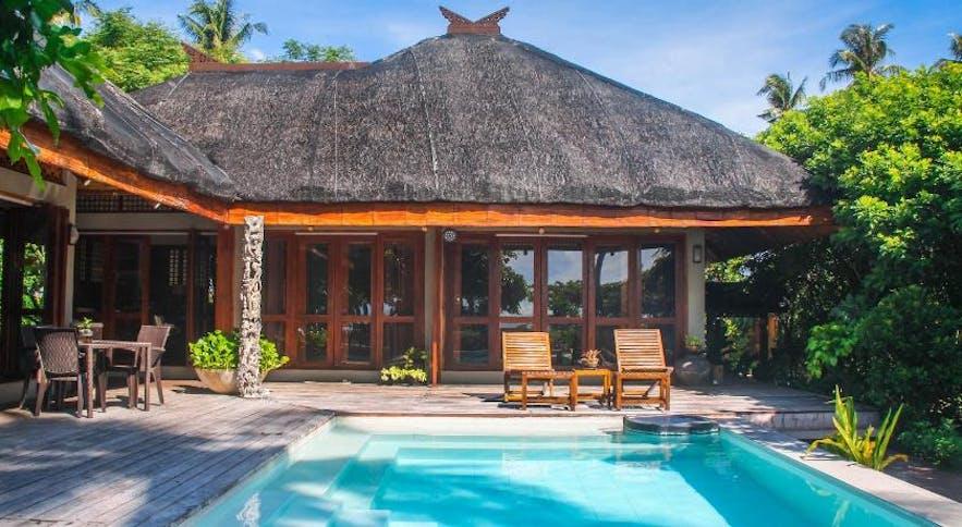 A villa in Balai sa Baibai