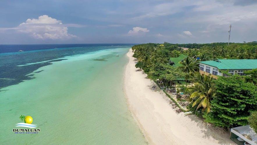 Beachfront of Marilou Resort