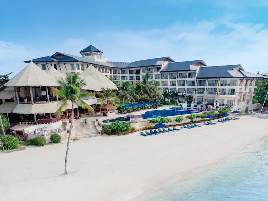 Beachfront of The Bellevue Resort