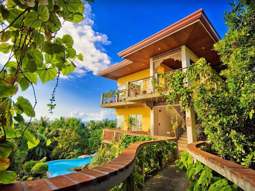 Exterior of Amarela Beach Resort