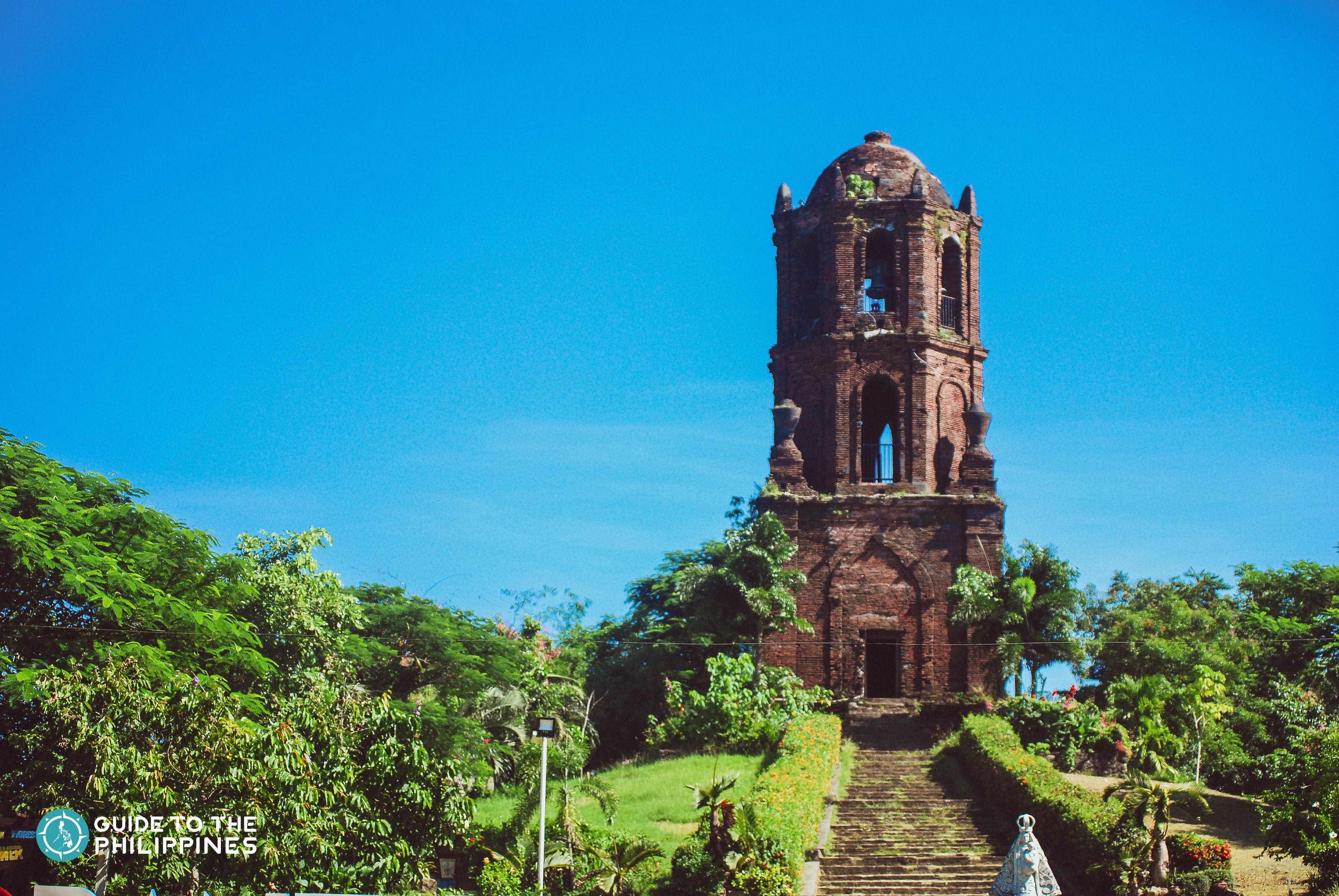 Bantay Watch Tower in Vigan Ilocos
